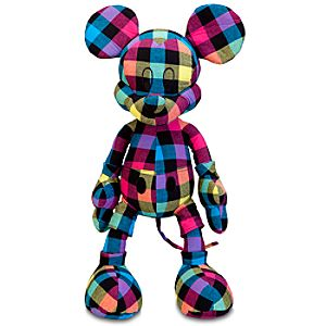 Buffalo Plaid Mickey Mouse -- 24