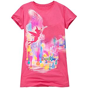 World of Color Tinker Bell Tee for Women