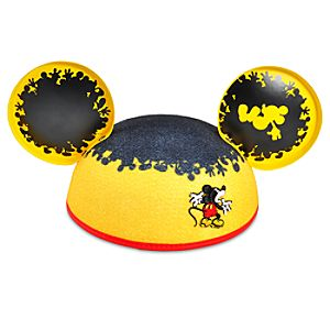 Limited Release Jumping Mickey Mouse Ear Hat for Adults
