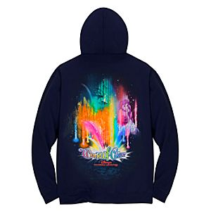 World of Color Hooded Fleece Jacket for Adults