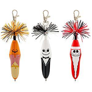 Kooky™ Jack Skellington Pen Set -- 3-Pack