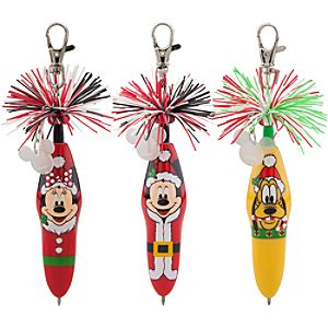Kooky™ Scented Christmas Pen Set # 1 -- 3-Pack