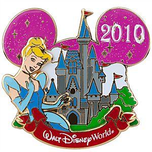 Cinderella Castle Collection Cinderella Pin