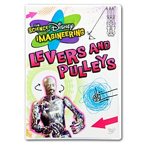The Science of Disney Imagineering: Levers and Pulleys DVD