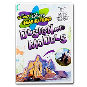 The Science of Disney Imagineering: Design and Models DVD