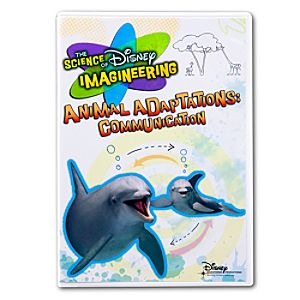 The Science of Disney Imagineering: Animal Adaptations and Communication DVD