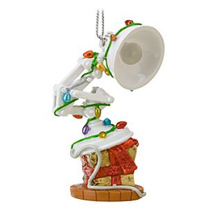 Disney Pixar Luxo Lamp Ornament