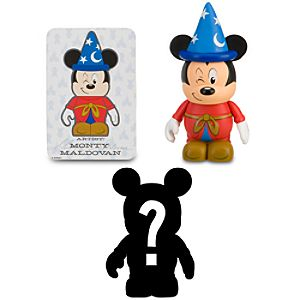 Vinylmation Park 5 Series Combo Pack - 3