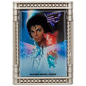 Poster Captain EO Pin
