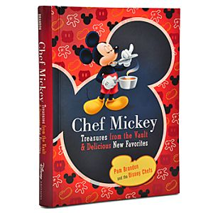 Chef Mickey Treasures from the Vault & Delicious New Favorites