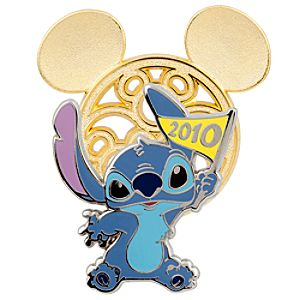 Character Ears Collection Stitch Pin