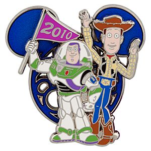 Character Ears Collection Toy Story Pin