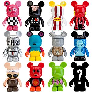 Vinylmation Urban 5 Series Figure - 3