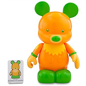 Vinylmation Urban 5 Series 9 Figure -- Orange Bear