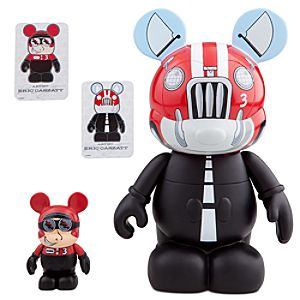 Vinylmation Urban 5 Series Figures: Car and Driver -- 2-Pc. Set
