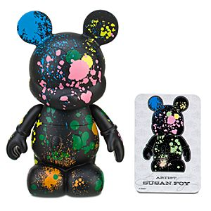 Vinylmation Urban 5 Series 9 Figure -- Fluorescent