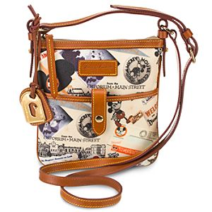Disneyland 55th Anniversary Crossbody Bag by Dooney & Bourke