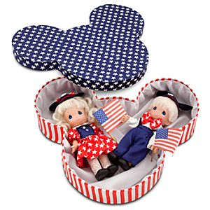 Stars and Stripes Forever Precious Moments Gift Set