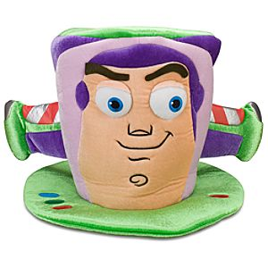 Buzz Lightyear Plush Hat