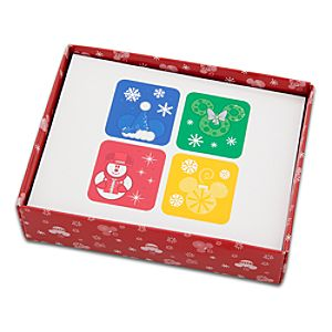 Mickey Mouse Greeting Card Set -- 20 Pack
