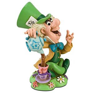 Mad Hatter Figurine