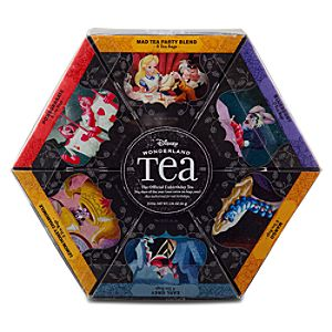 Alice in Wonderland Tea -- 6-Pc.
