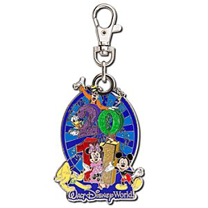 2011 Walt Disney World Resort Lanyard Medal