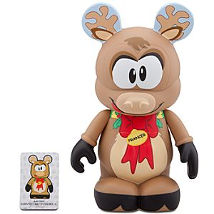 Vinylmation Holiday 2 Series Prancer Figure - 9