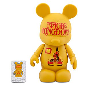 Vinylmation Park 5 Series 9 Figure -- Magic Kingdom