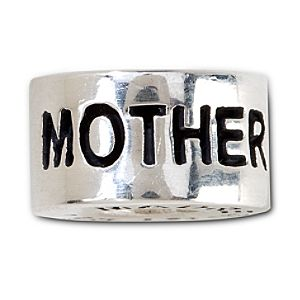Sterling Silver Mother Chamilia Charm