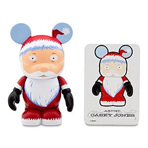 Vinylmation Tim Burtons The Nightmare Before Christmas 3 Figure - Santa Claus