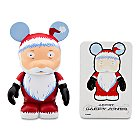 Products>Pins, Art & Collectibles>Collectibles>Vinyl Figures> - Vinylmation Tim Burton's The Nightmare Before Christmas 3'' Figure - Santa Claus: Sizes