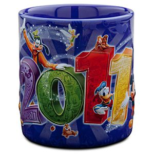 2011 Disneyland Resort Mug