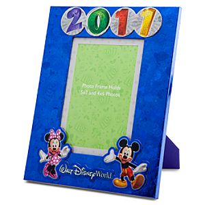 2011 Walt Disney World Resort Frame