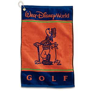 Goofy Golf Towel