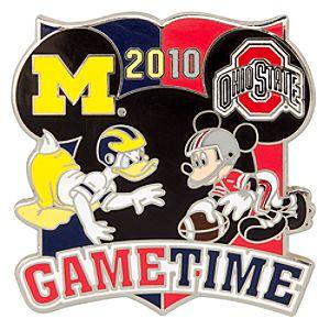 NCAA Rivalry Series Michigan Vs. Ohio State Pin