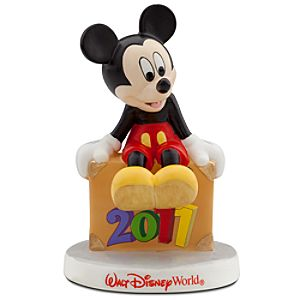2011 Walt Disney World Resort Mickey Mouse Figurine