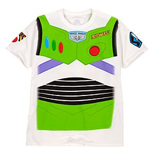 Buzz Lightyear Kids Costume Tee