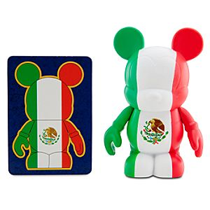 Vinylmation Flags Series 3 Figure -- Mexico