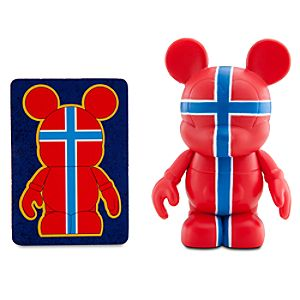 Vinylmation Flags Series 3 Figure -- Norway