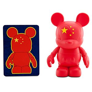 Vinylmation Flags Series 3 Figure -- China