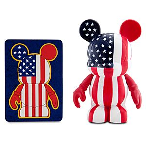 Vinylmation Flags Series 3 Figure -- United States of America