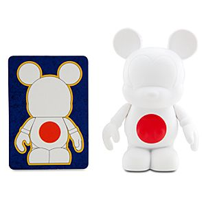 Vinylmation Flags Series 3 Figure -- Japan