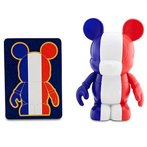 Vinylmation Flags Series 3 Figure -- France