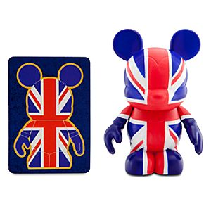 Vinylmation Flags Series 3 Figure -- United Kingdom