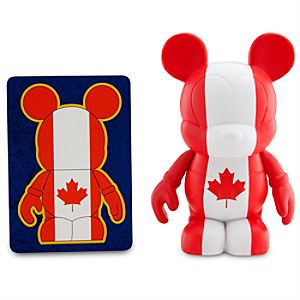 Vinylmation Flags Series 3 Figure -- Canada