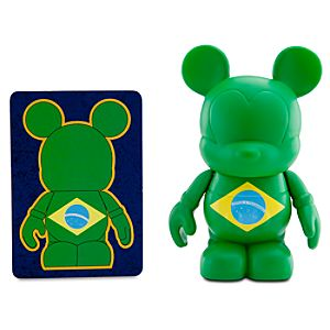 Vinylmation Flags Series 3 Figure -- Brazil