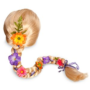 Disney Parks Authentic Tangled Rapunzel Wig