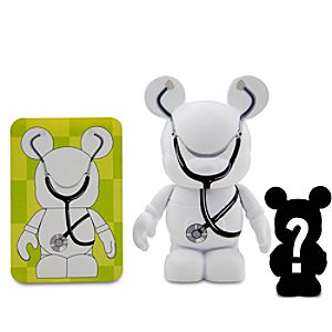 Vinylmation Occupations Series 3 Figure with Mystery Junior -- Medical
