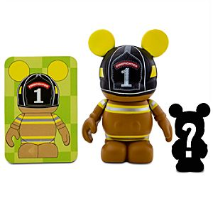 Vinylmation Occupations Series 3 Figure with Mystery Junior -- Firefighter